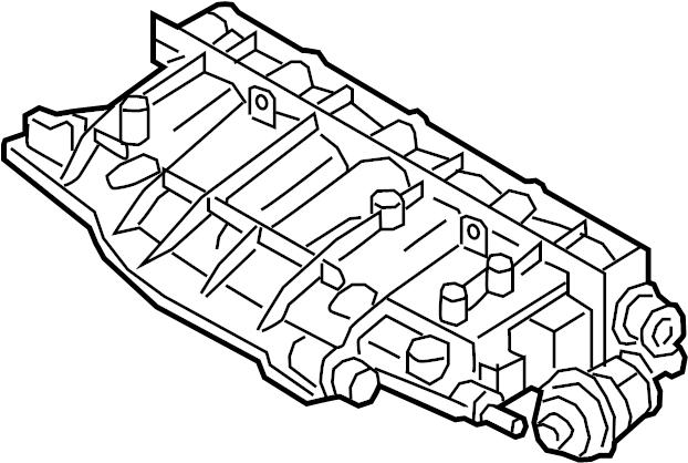 06j133201bh Volkswagen Intake Manifold Manifold Audi